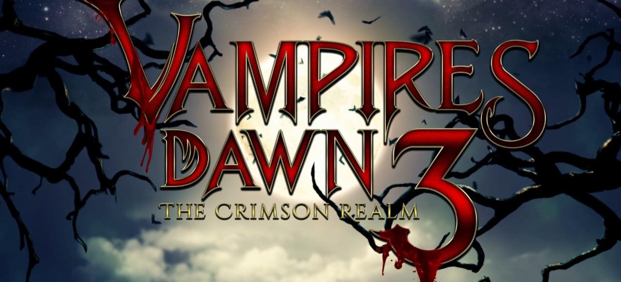 Vampires Dawn 3 - The Crimson Realm (Rollenspiel) von