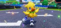 Chocobo GP: Kart-Rennspiel mit Final-Fantasy-Figuren für Switch