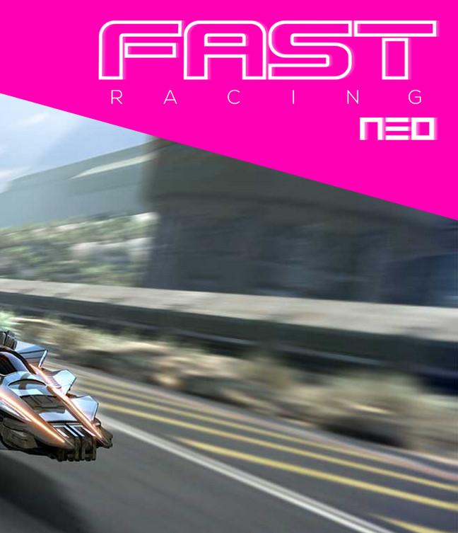 Alle Infos zu FAST Racing Neo (Wii_U)
