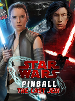 Alle Infos zu Star Wars Pinball: The Last Jedi (PC,PlayStation4,PlayStation4Pro,Switch,XboxOne,XboxOneX)