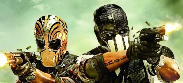 Army of Two: The Devil's Cartel (Shooter) von Electronic Arts