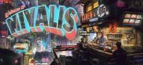 Nivalis: Neues Cyberpunk-Abenteuer der Cloudpunk-Macher angekündigt