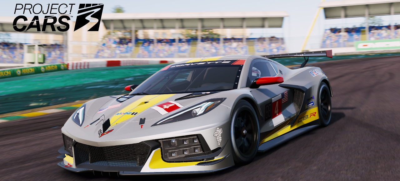 Project CARS 3 (Rennspiel) von Bandai Namco Entertainment