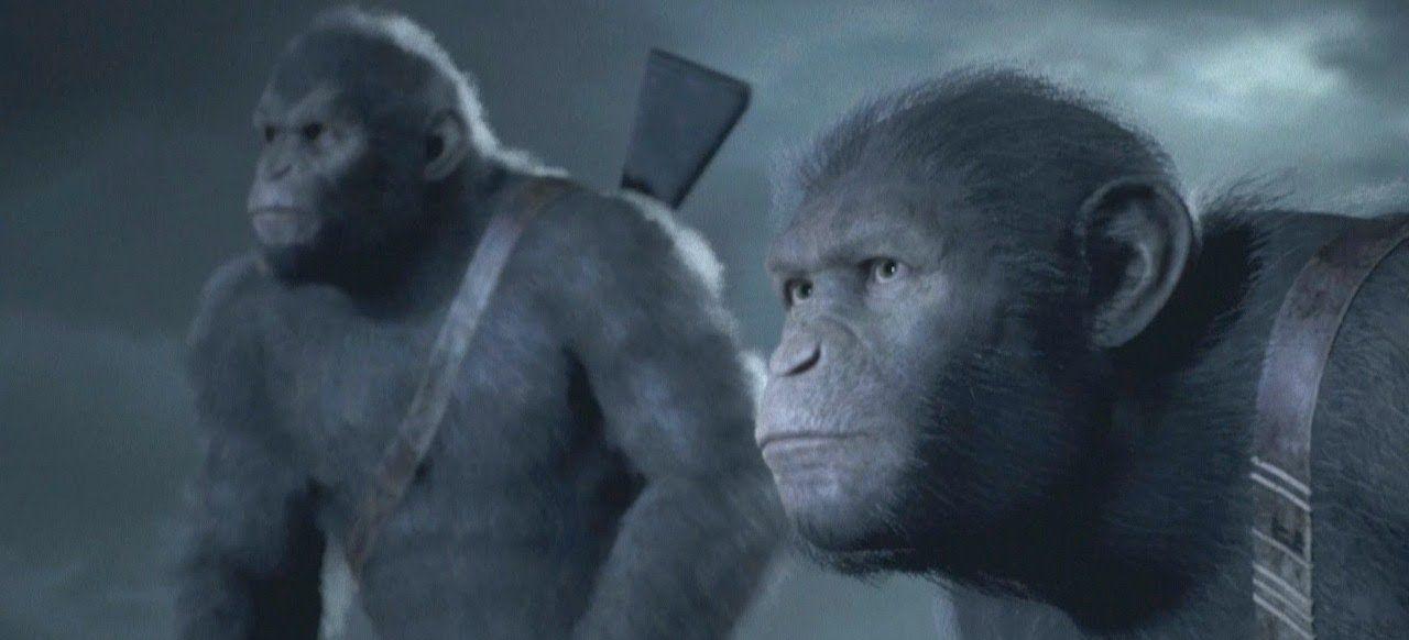 Planet of the Apes: Last Frontier (Adventure) von