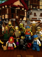 Alle Infos zu Lego Minifigures Online (Android,iPad,iPhone,PC)