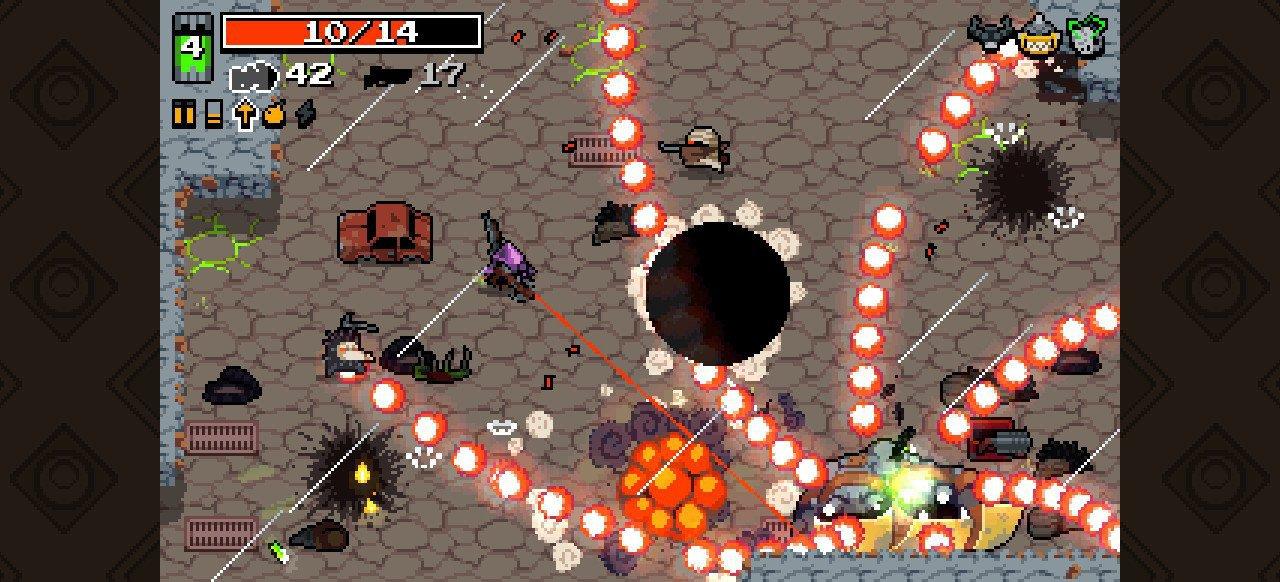 Nuclear Throne (Arcade-Action) von Vlambeer