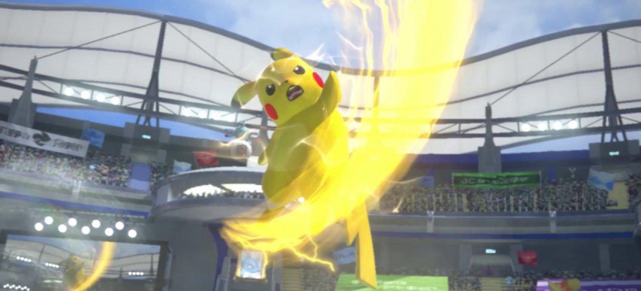 Pokémon Tekken (Arcade-Action) von Bandai Namco / Nintendo