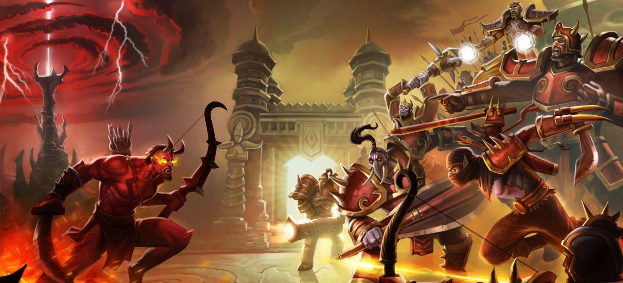 Asura (Action) von Ogre Head Studio / Coconut Island Games