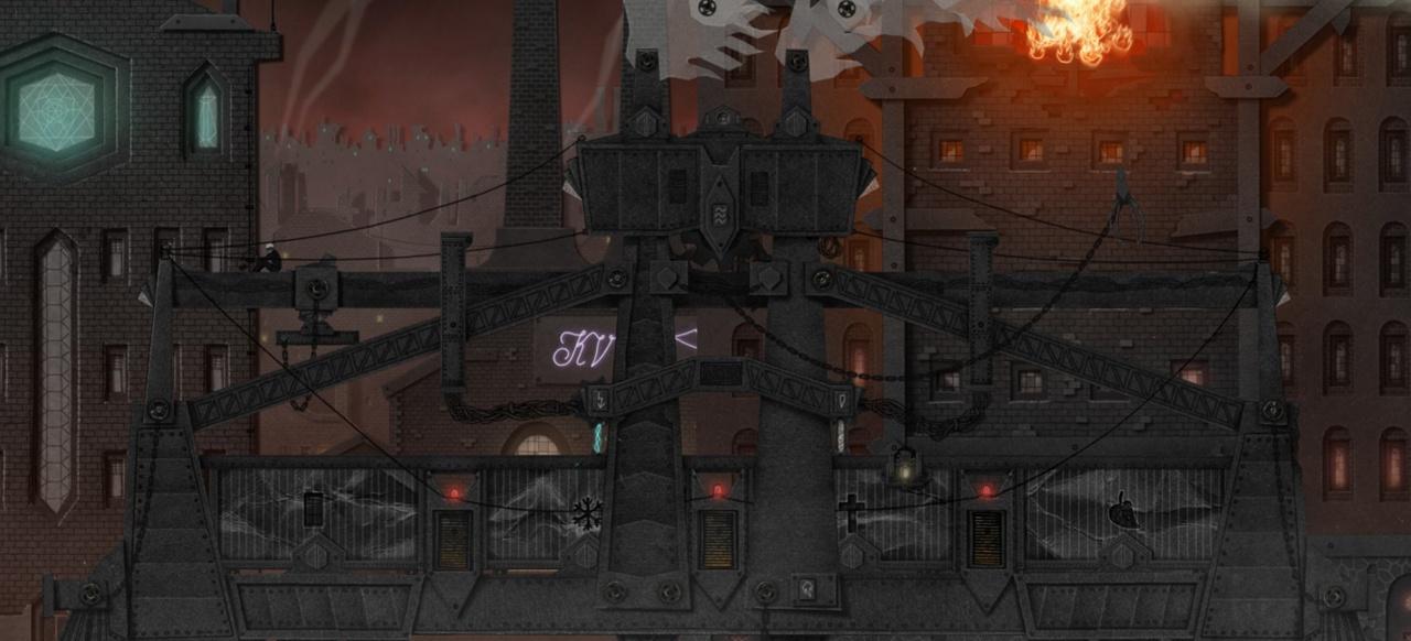 Dark Train (Adventure) von Paperash studio