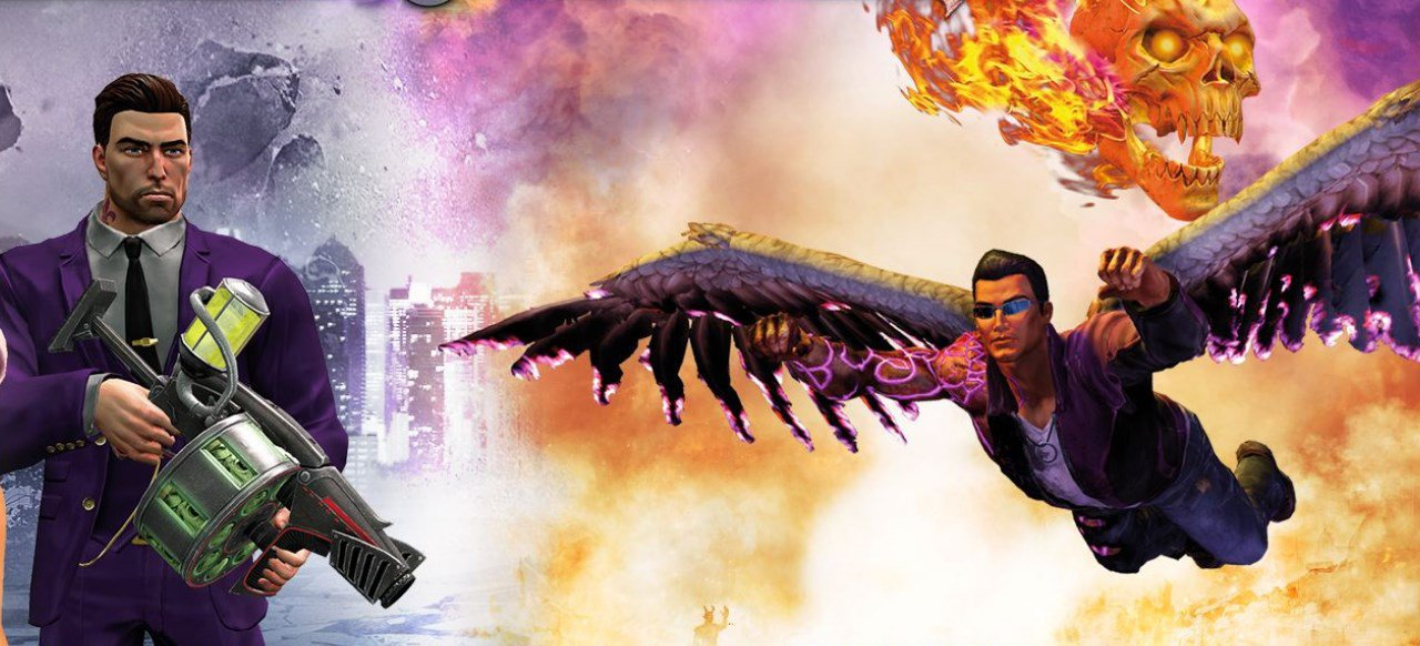 Saints Row: Gat Out of Hell (Action-Adventure) von Deep Silver