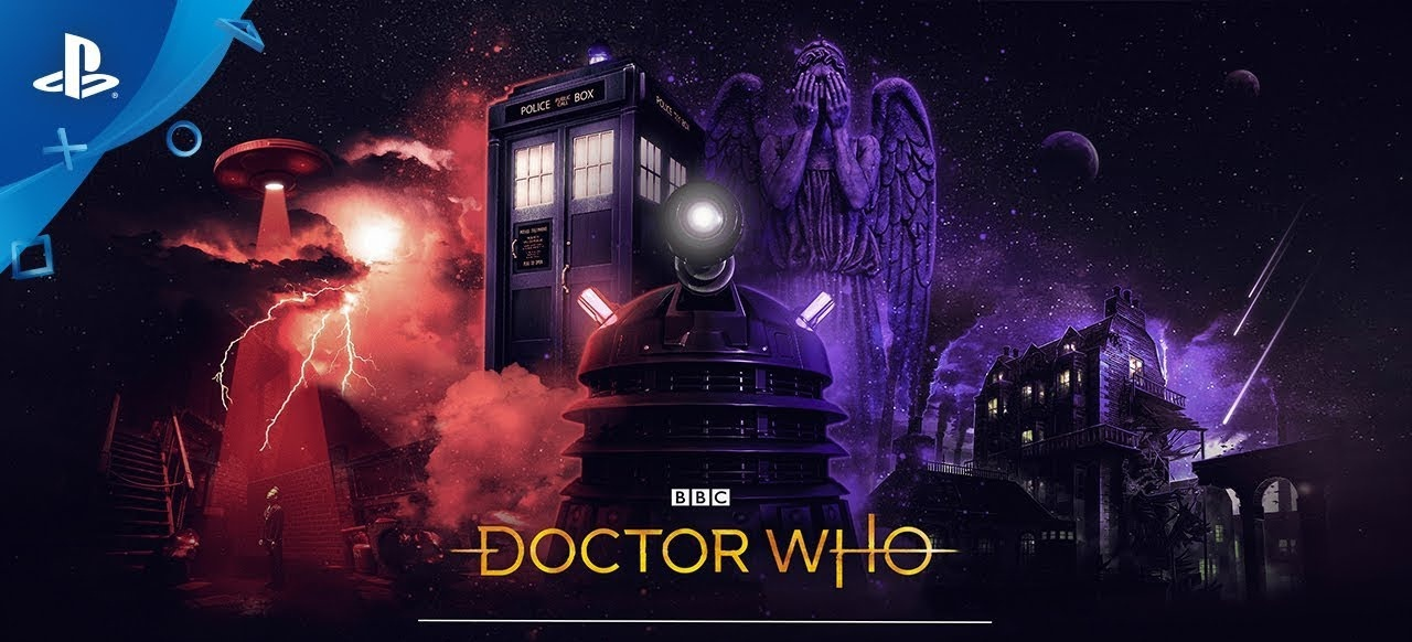 Doctor Who: The Edge Of Time (Adventure) von PlayStack