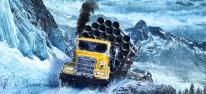 SnowRunner: A MudRunner Game: Neuer Name und erster Trailer des Nachfolgers