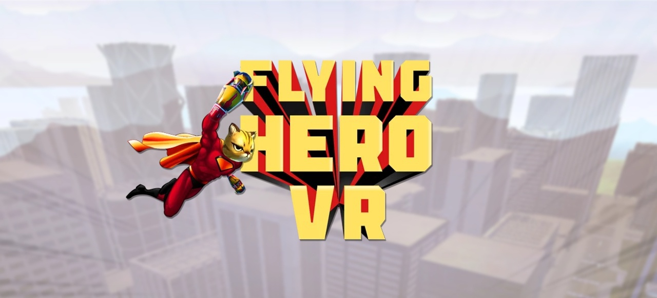Flying Hero VR (Action-Adventure) von Red Android / EpiXR Games