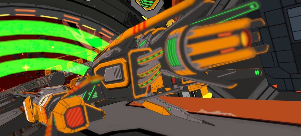 Radial-G: Proteus () von Things3D