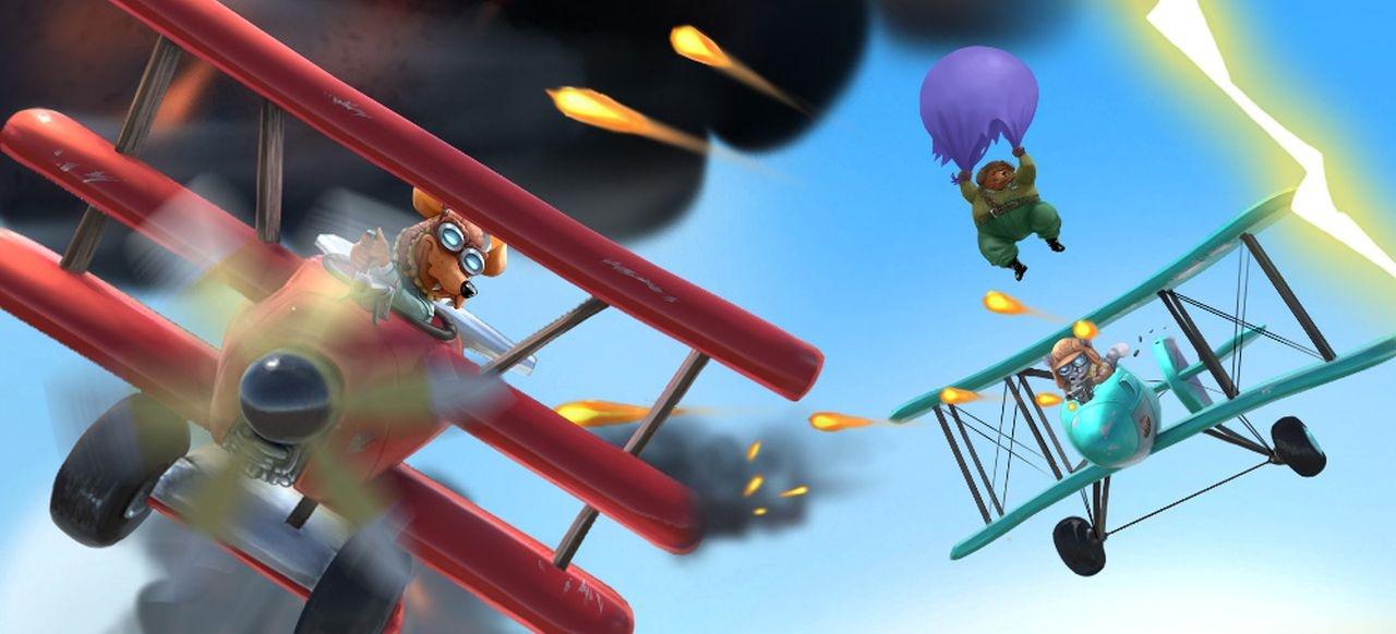 Baron: Fur is Gonna Fly (Arcade-Action) von DM Games / Gamera Game