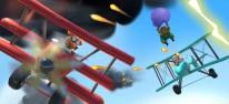 Baron: Fur is Gonna Fly: Tierische Luftkampf-Action hat auf PC, Xbox One und Switch abgehoben