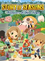 Alle Infos zu Story of Seasons: Pioneers of Olive Town (Switch)