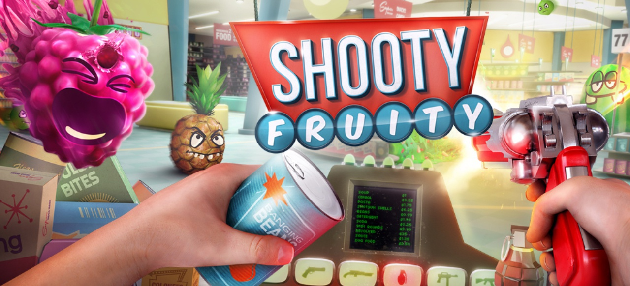 Shooty Fruity (Shooter) von nDreams VR