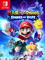 Alle Infos zu Mario + Rabbids Sparks of Hope (Switch)