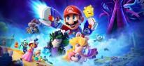 Mario + Rabbids Sparks of Hope: Neuer Teil der albernen Rundentaktik für Switch angekündigt