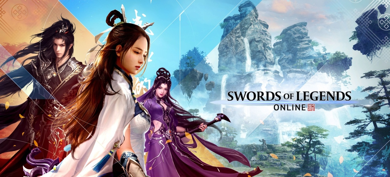 Swords of Legends Online (Rollenspiel) von Gameforge