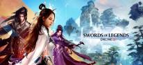 Swords of Legends Online: Einblicke in die Hintergrundgeschichte des fernöstlichen Action-Rollenspiels
