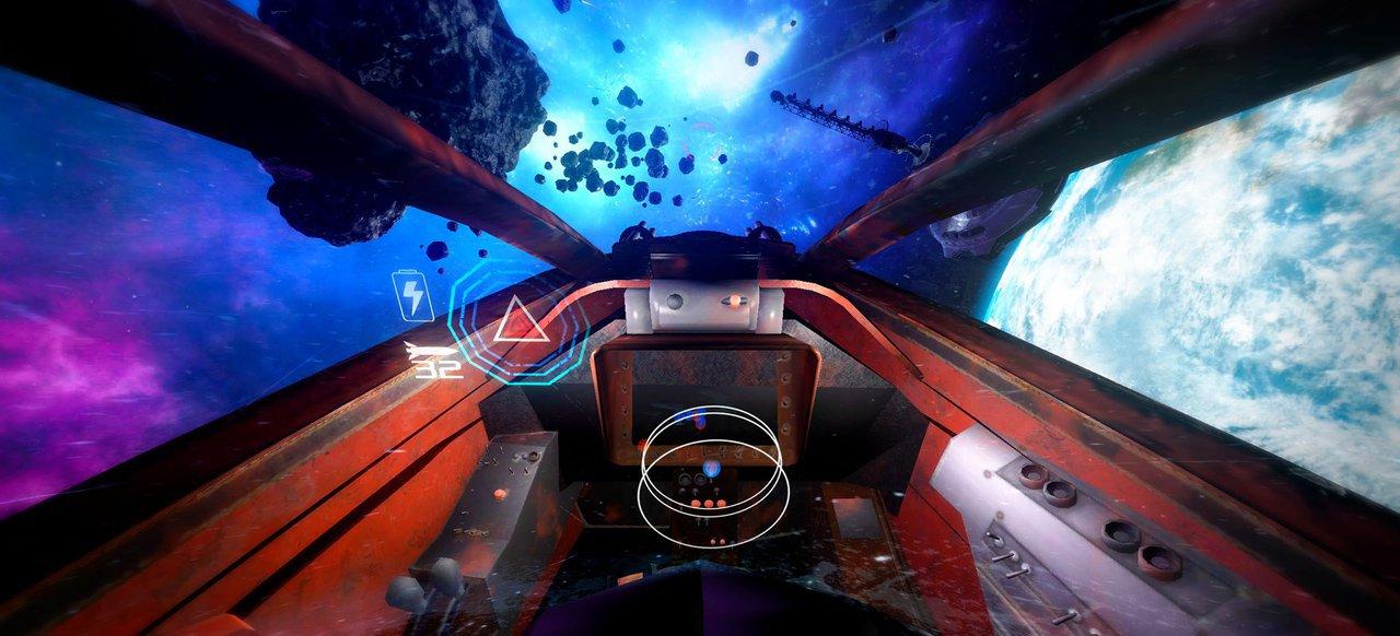 Darkfield VR (Arcade-Action) von