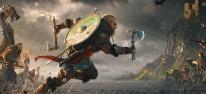 Assassin's Creed Valhalla: Rollenspiel-Aspekte, veränderter Fortschritt, Kampfsystem und mehr Gegner-Vielfalt