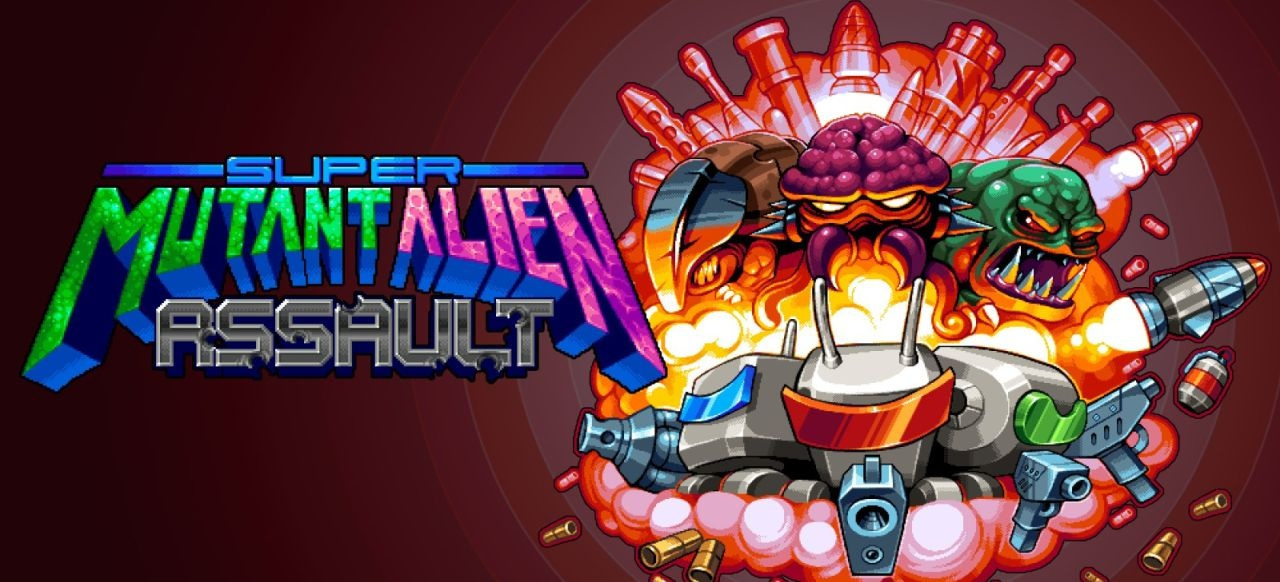 Super Mutant Alien Assault (Geschicklichkeit) von Fellow Traveller Games / Surprise Attack Games