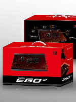 Alle Infos zu EGO Arcade FightStick (PC,PlayStation4,XboxOne)