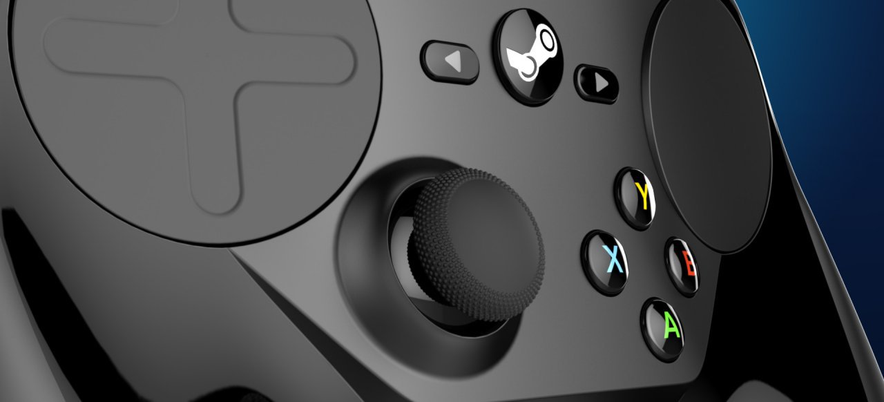 Steam Controller (Hardware) von Valve