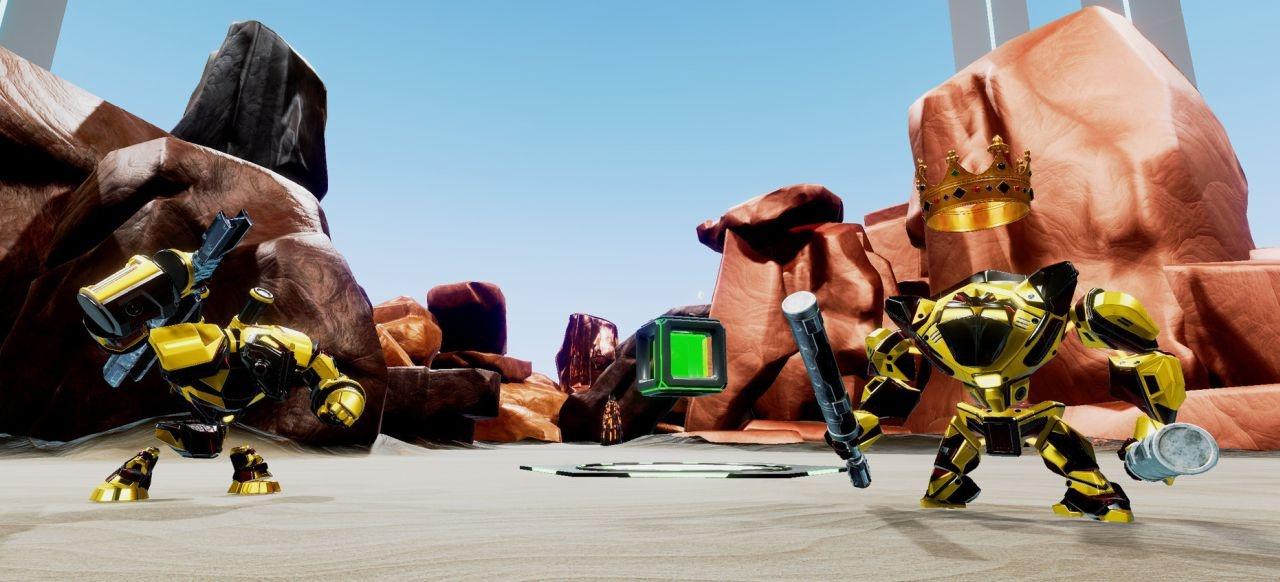 Mad Machines (Arcade-Action) von Hero Blocks