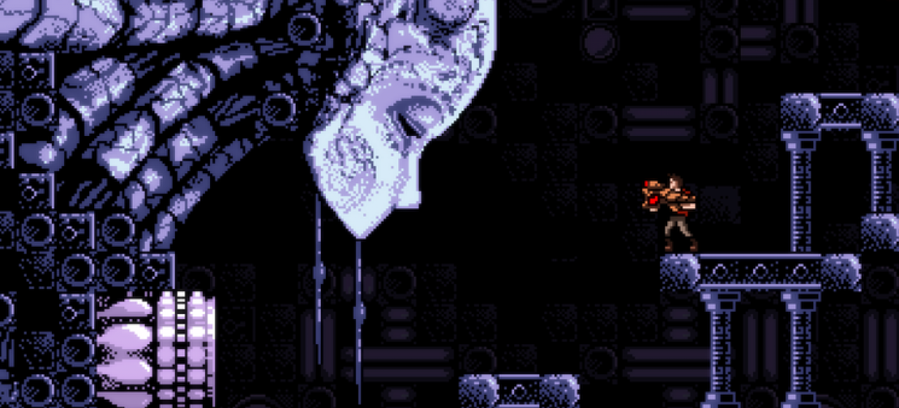 Axiom Verge (Plattformer) von Thomas Happ Games