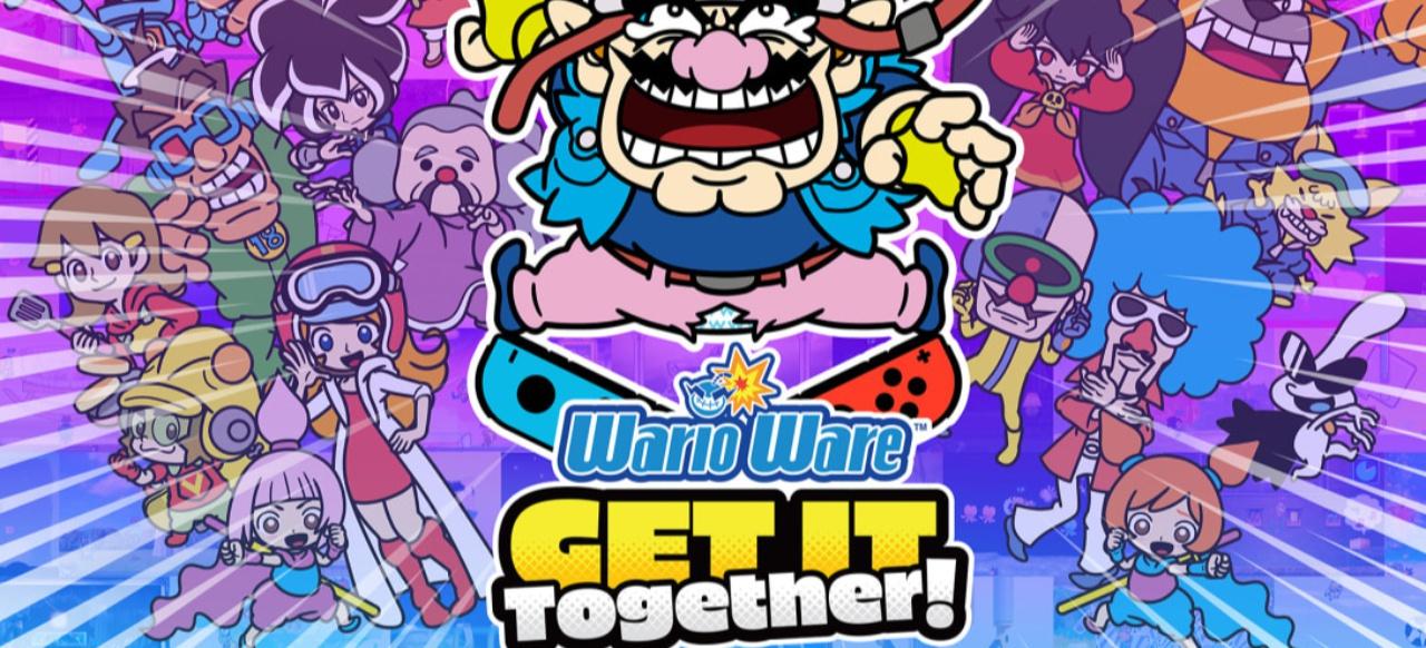 WarioWare: Get It Together! (Musik & Party) von Nintendo