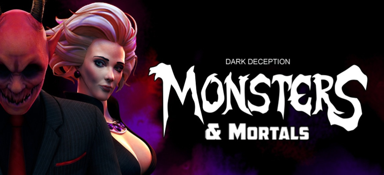 Dark Deception: Monsters & Mortals (Musik & Party) von Glowstick Entertainment