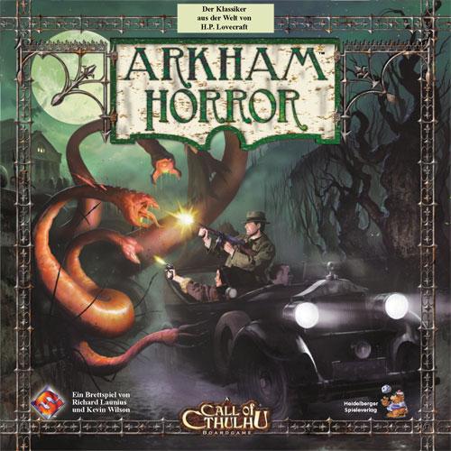 Alle Infos zu Arkham Horror (Spielkultur)