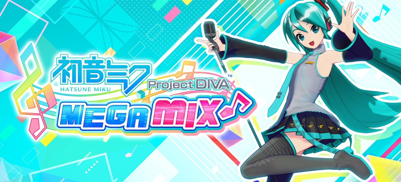 Hatsune Miku: Project DIVA Mega Mix (Musik & Party) von SEGA