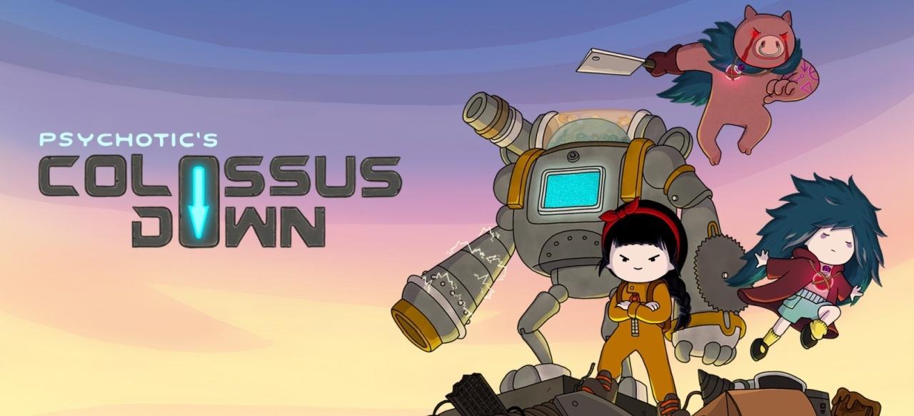 Colossus Down (Prügeln & Kämpfen) von Mango Protocol