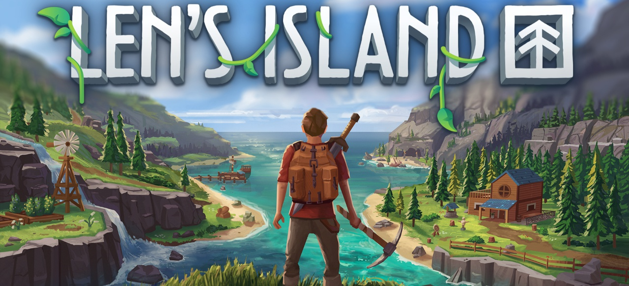 Len's Island (Survival & Crafting) von Flow Studio