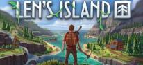 Len's Island: Mischung aus Action-Adventure und Aufbau-Simulation auf einer idyllischen Insel