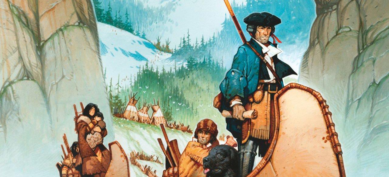 Lewis & Clark (Brettspiel) von Heidelberger Spielverlag
