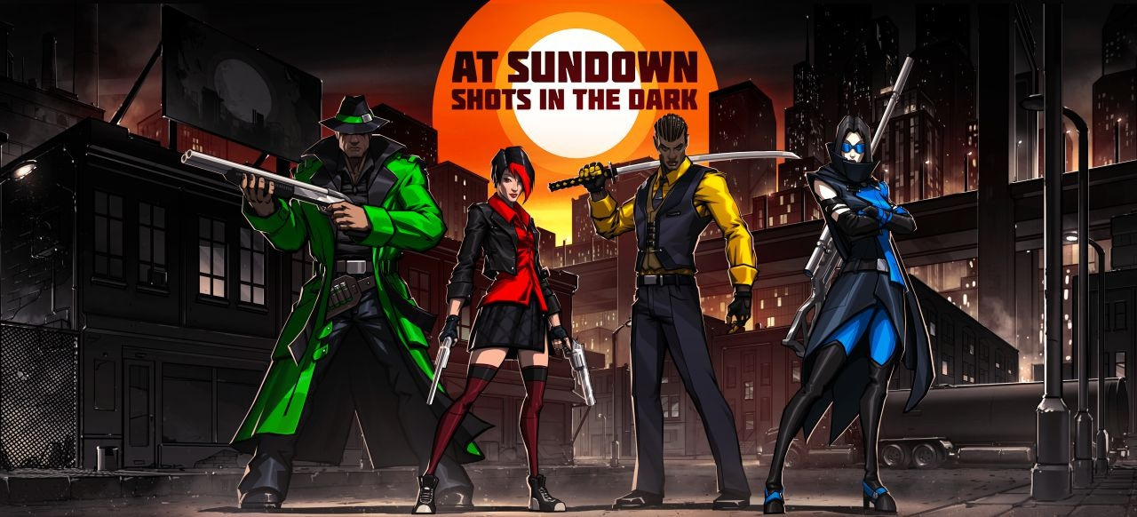 At Sundown: Shots in the Dark (Action) von Versus Evil