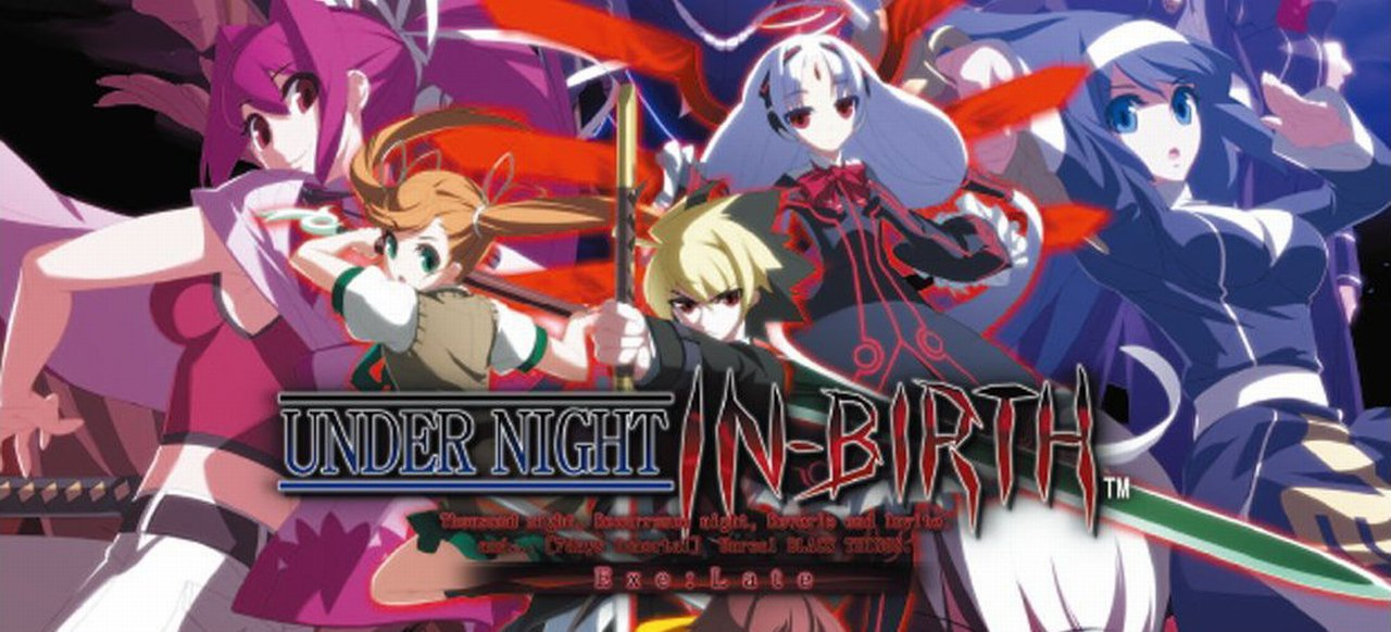 Under Night In-Birth - Exe:Late (Prügeln & Kämpfen) von NIS America / Aksys Games / PQube / flashpoint