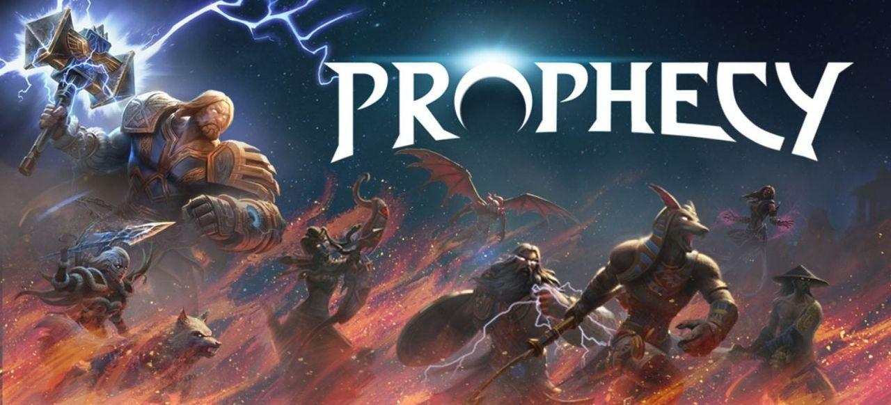 Prophecy (Taktik & Strategie) von Prophecy Games