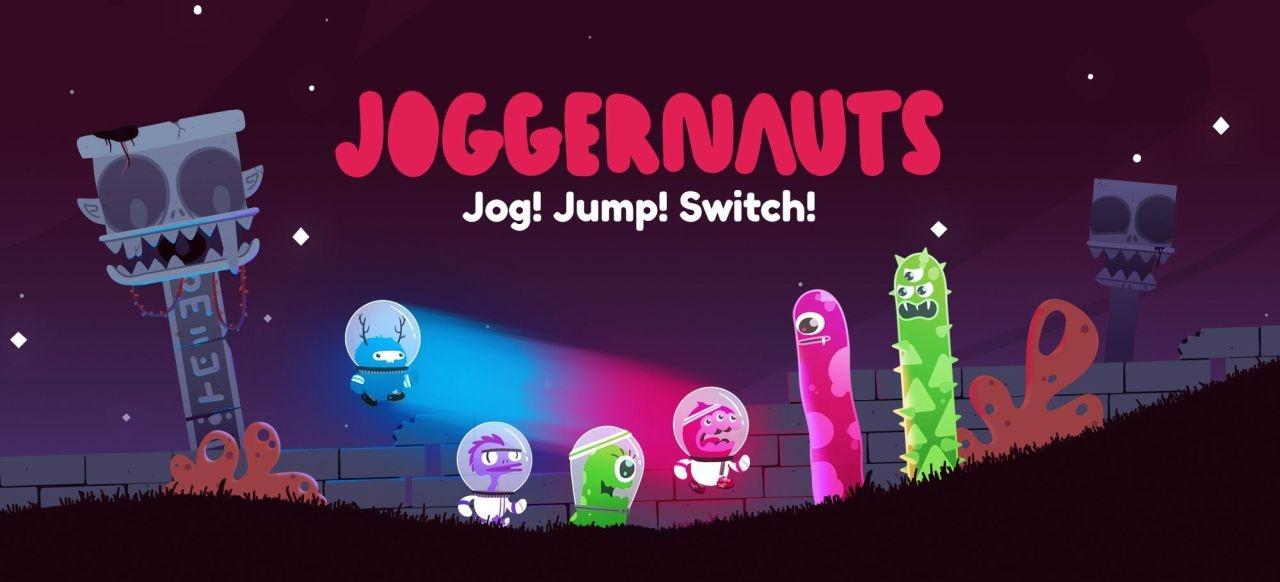 Joggernauts (Action) von Graffiti Games