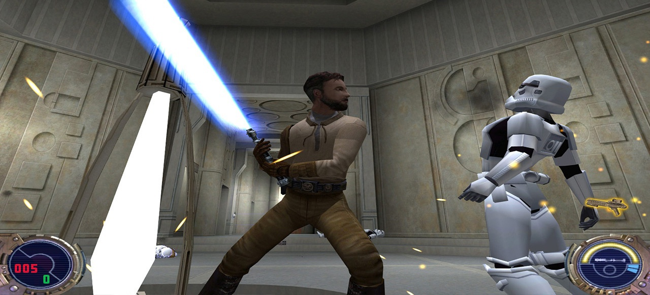 Star Wars: Jedi Knight 2 - Jedi Outcast (Shooter) von Activision