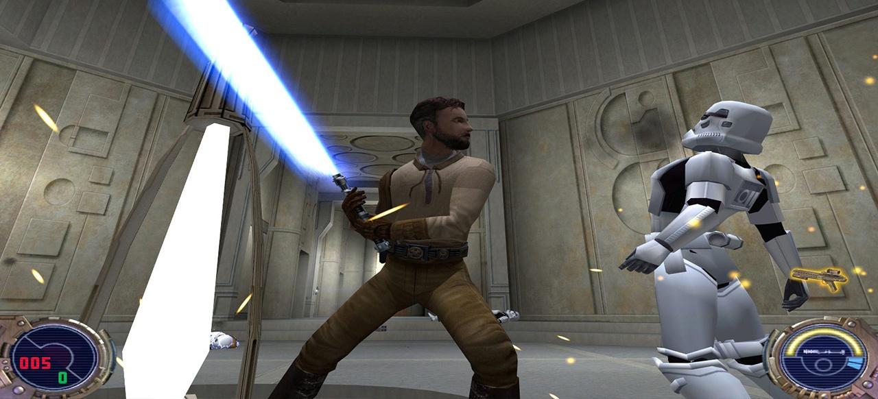 Star Wars: Jedi Knight II - Jedi Outcast (Shooter) von Activision