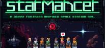 Starmancer: Aufbau einer Weltraumstation à la Dwarf Fortress bei Kickstarter