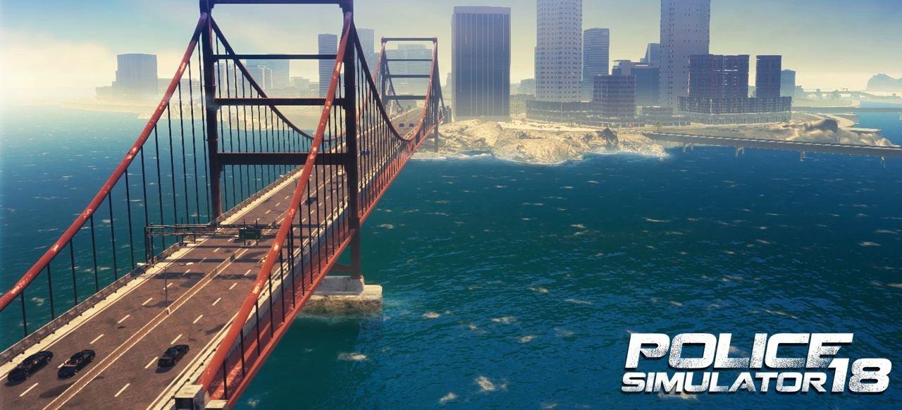 Police Simulator 18 (Simulation) von astragon Entertainment