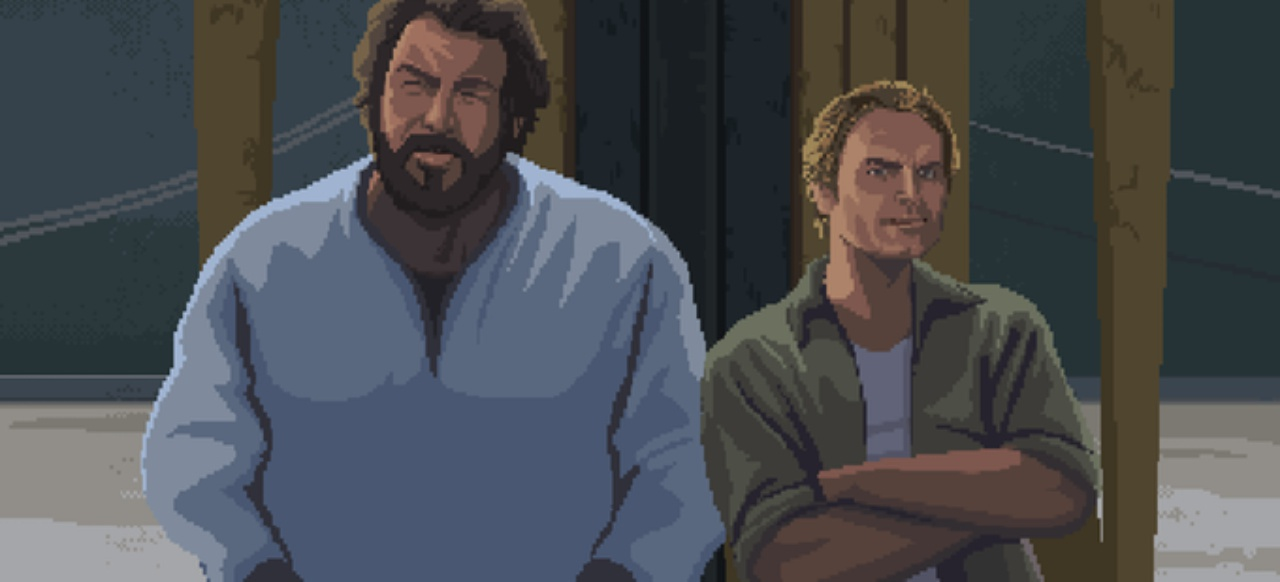 Bud Spencer & Terence Hill - Slaps And Beans (Action) von Buddy Productions GmbH